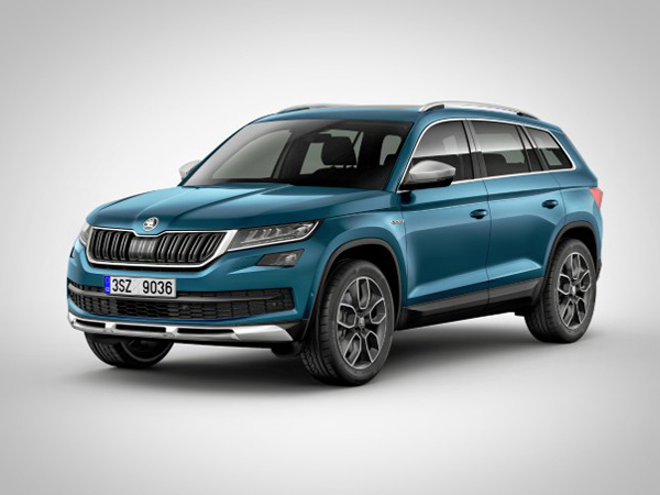 Skoda Kodiaq scores 5-star rating in Euro NCAP