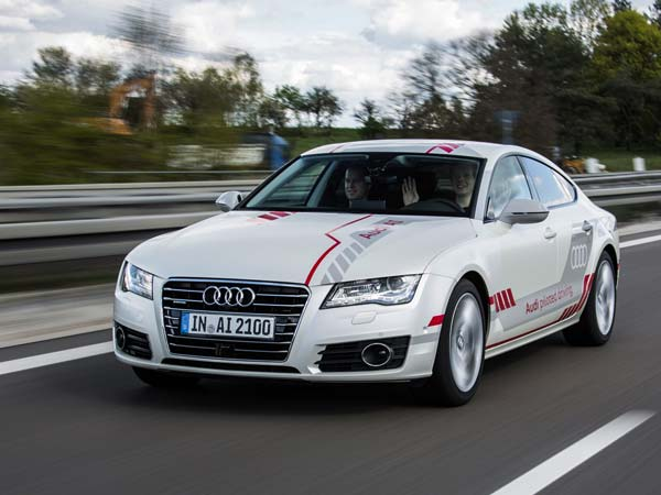 Audi SelfDriving Car Test Approval Given By New York DriveSpark News - Audi self driving car