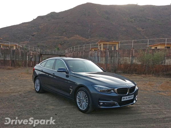 BMW 320d GT Luxury Line: First Drive Review