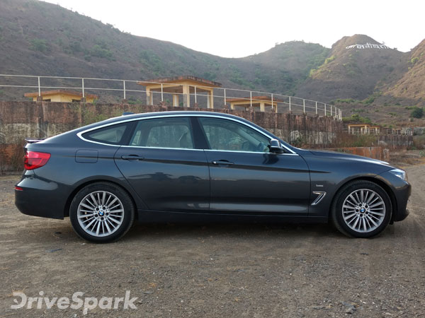 Bmw 320d Gt Luxury Line First Drive Review Drivespark Reviews