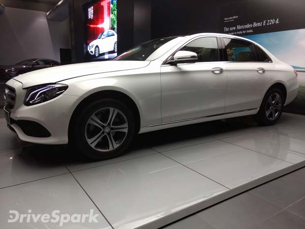 Mercedes Benz E220d Launched In India Launch Price Specs And More