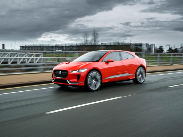Jaguar Will Not Introduce The I-Pace Electric SUV In India