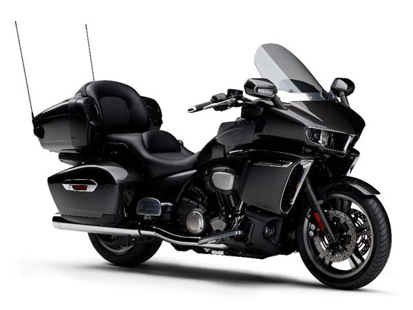 Star Venture — Yamaha's Ultimate Touring Model Unveiled