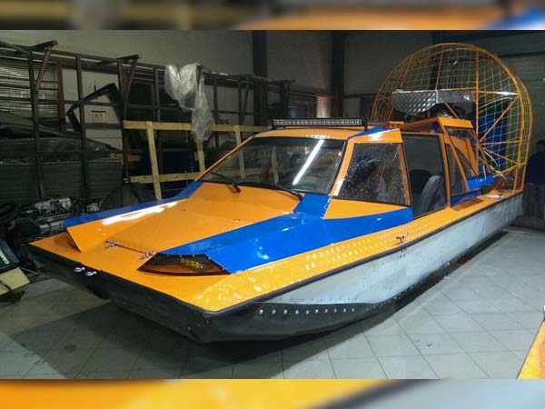 World's First Aeroboat Built By Indo-Russian JV Revealed
