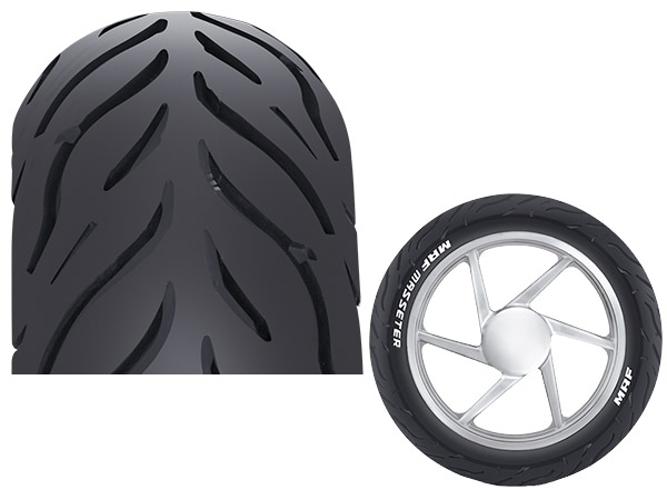 MRF Masseter Tyre Review
