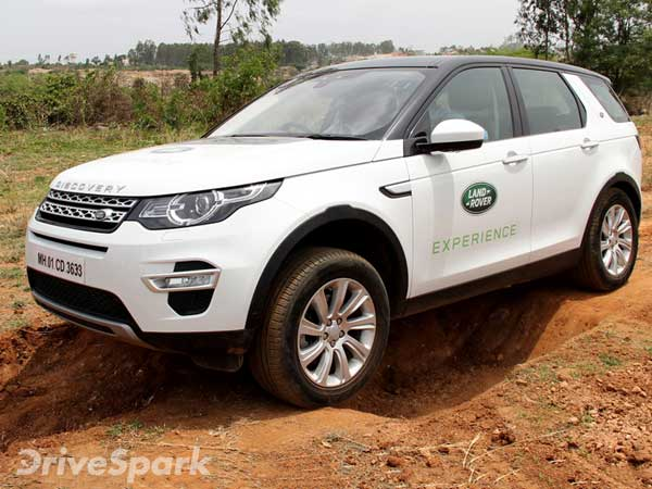 Land Rover Discovery Sport Off-Road Capabilities Explored