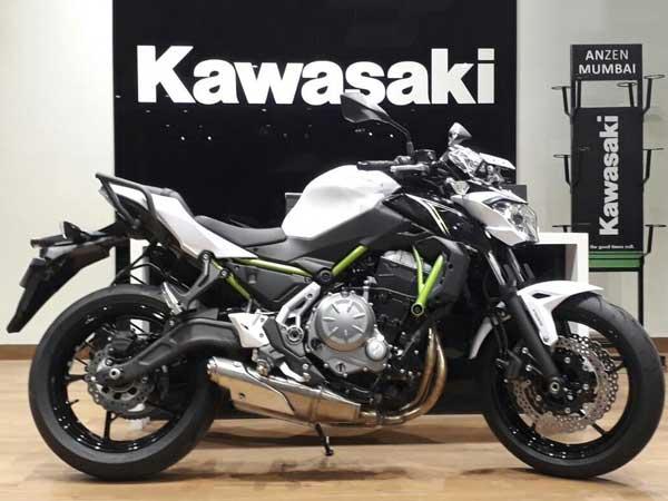 Kawasaki Zsl Specs
