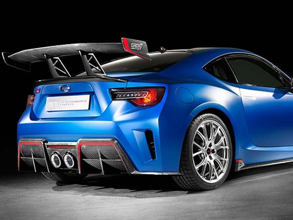 Subaru Revealed The BRZ tS And WRX STi Type RA ...