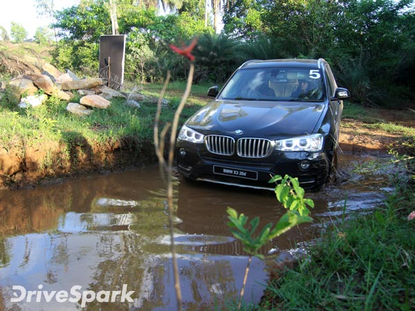 BMW X3 Off-Road Capabilities Explored