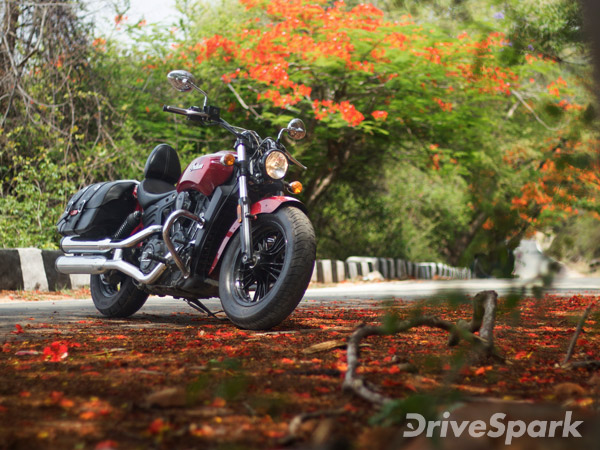 Review: Indian Scout Sixty — 60 hours Of Scouting
