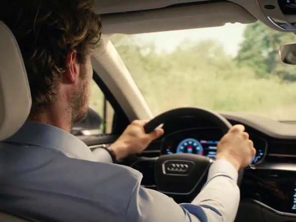 2018 Audi A8 Teaser Features Traffic Jam Pilot