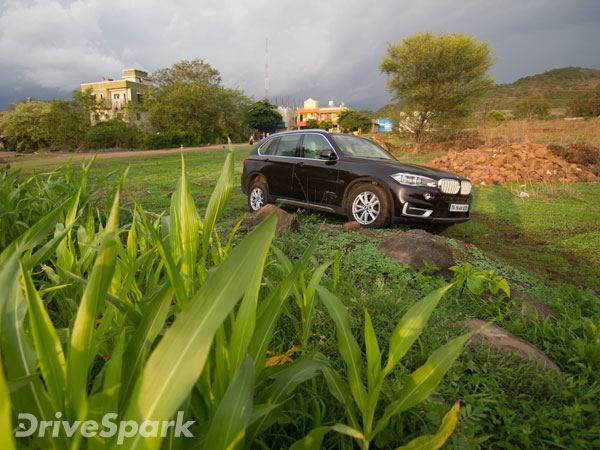 BMW X5 xDrive30d: First Drive Review