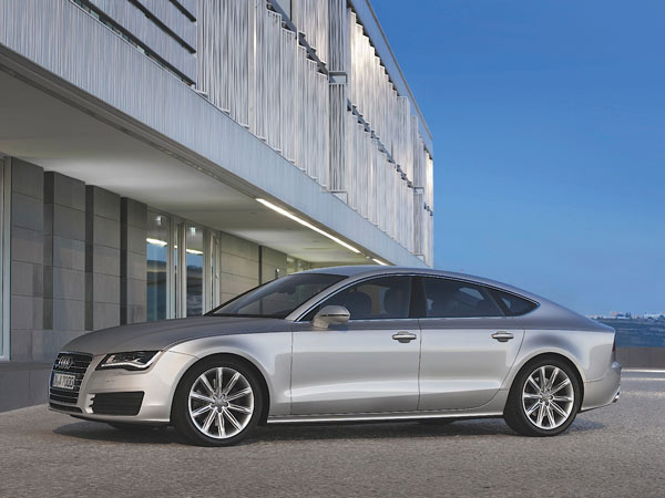 Audi Accused Of Cheating On A7 And A8 Diesel Emission By