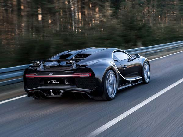 Bugatti Chiron Can Hit Insane Speeds With More Advanced Tyres - DriveSpark  News