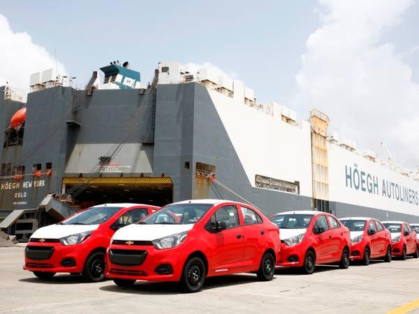Chevrolet Beat Sedan Exported Latin America India