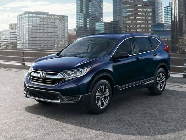 Honda cr v diesel india launch details revealed for Honda crv india