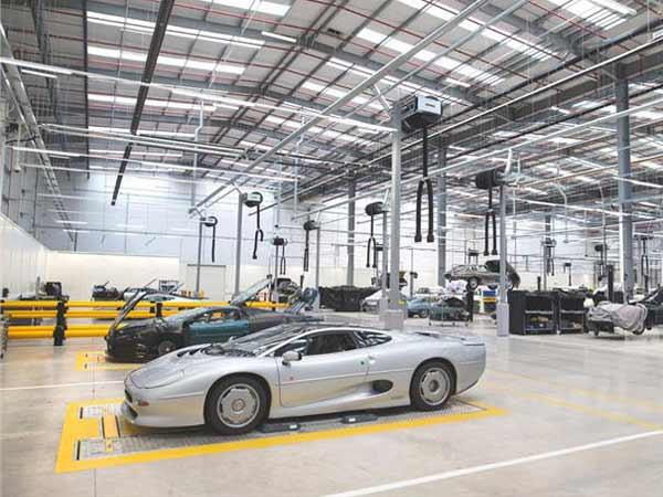 Jaguar Land Rover Opens Clic Works Headquarters In UK ...