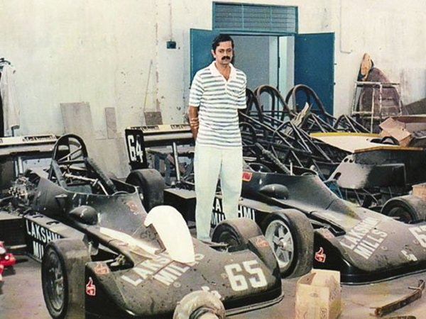 Indian Motorsport Legend Karivardhan Remembered On His Birthday