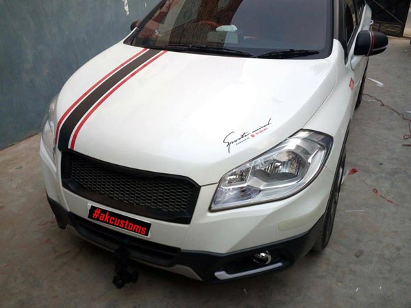 Maruti S-Cross By AK Customs