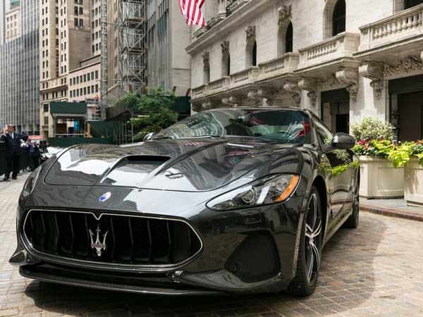 Maserati Gran Turismo Facelift Revealed
