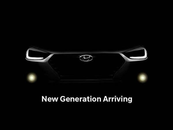 Next-Generation Hyundai Verna Teased — Launch Imminent?