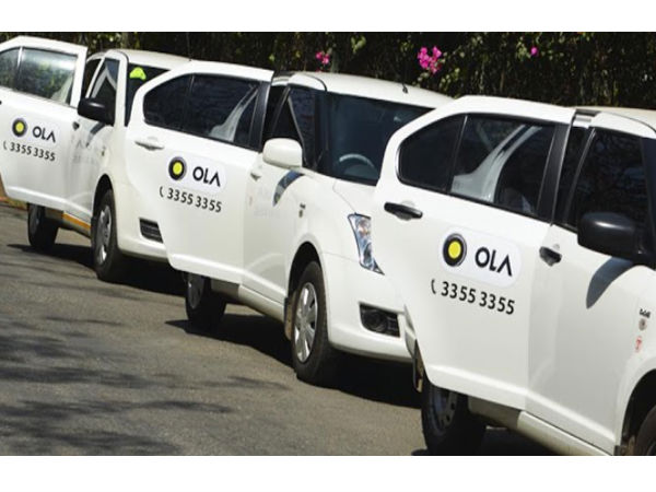 Ola To Offer 20 Percent Discount To Senior Citizens