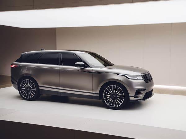 range rover velar launch in india in november drivespark. Black Bedroom Furniture Sets. Home Design Ideas