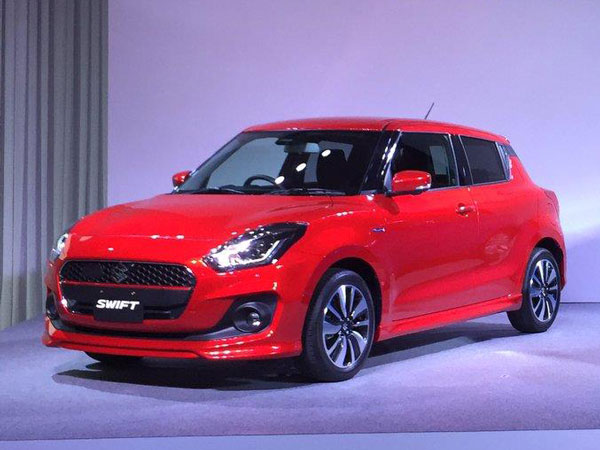 Suzuki Swift Hybrid And Sport Variants To Be Launched This ...
