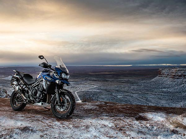 Triumph Tiger Explorer XCx Launched In India; Launch Price & Specifications