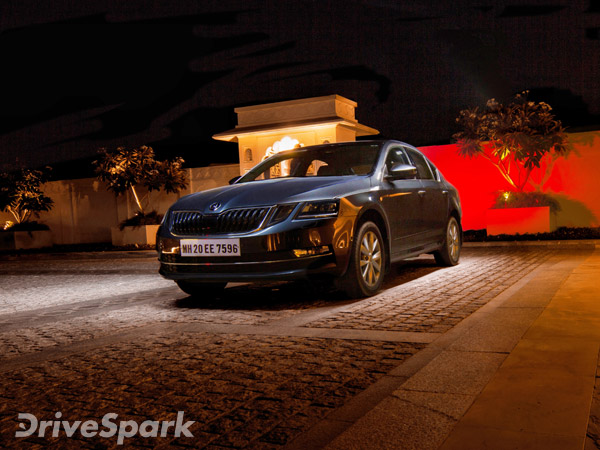 First Drive: Skoda Octavia 1.8 TSI AT Review