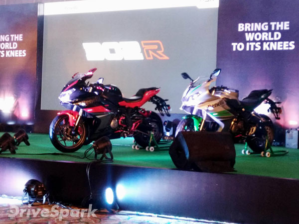 benelli 302r india launch