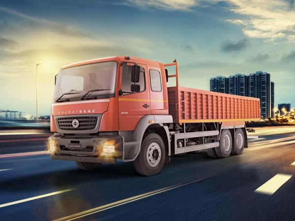 GST: BharatBenz Price In India Post GST