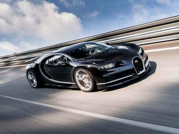 Bugatti Chiron Mileage Revealed
