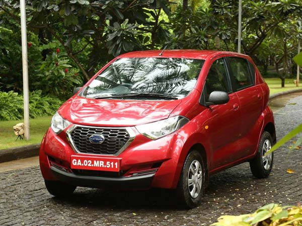 Datsun redi-GO 1-Litre Bookings Commence; Deliveries To Start From July 26