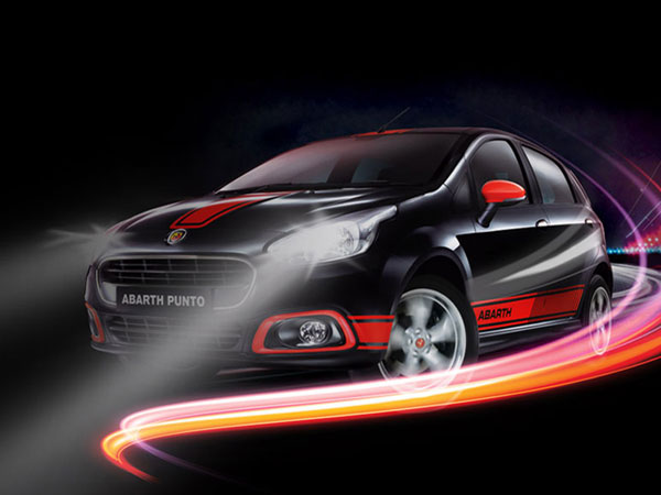 Fiat Abarth Punto Production Begins In India