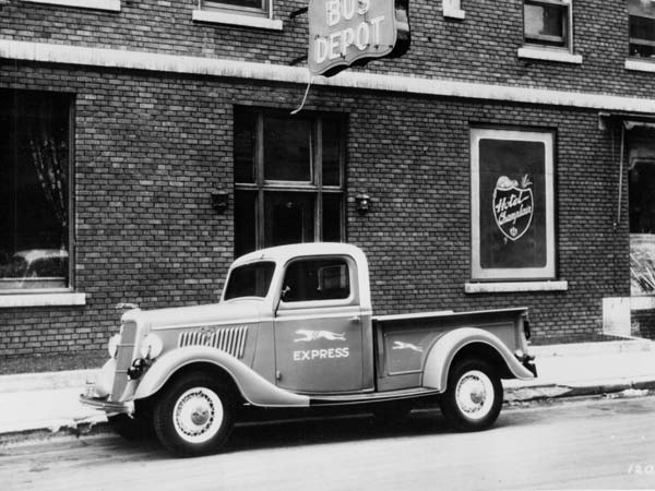 Ford Celebrates 100 Years Since Their First Pickup Truck Was Launched