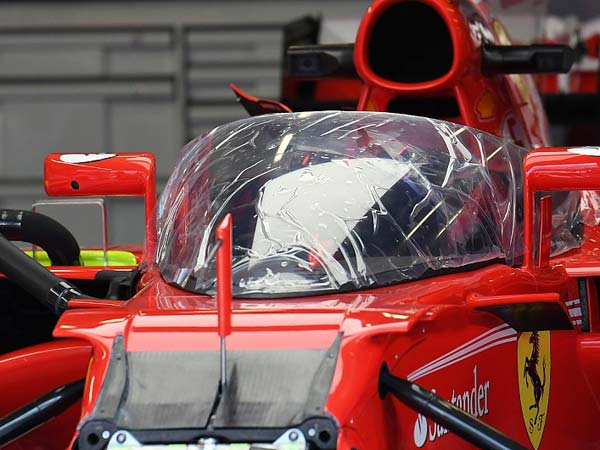 Formula One Shield Cockpit Protection Device Revealed