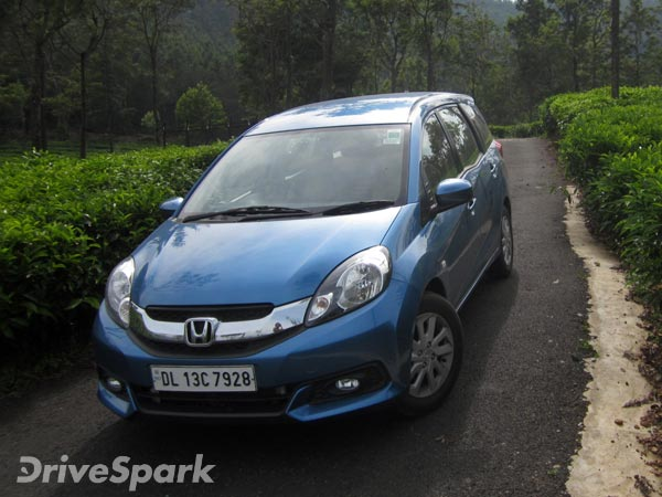 Honda Mobilio Discontinued In India Drivespark News