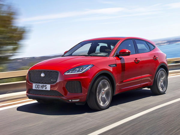 jaguar e pace revealed