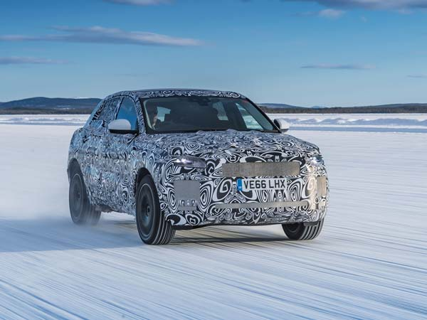 Jaguar E Pace Tested Worlds Most Extreme Conditions Continents