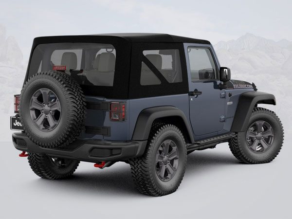 Jeep Wrangler Rubicon Recon launched