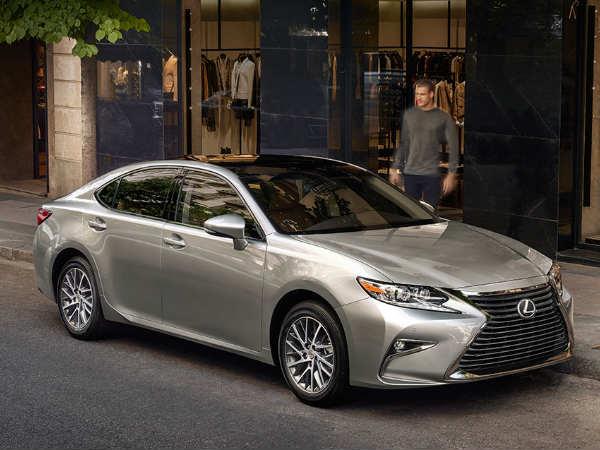 Lexus Issues Partial Recall Es 350 Us