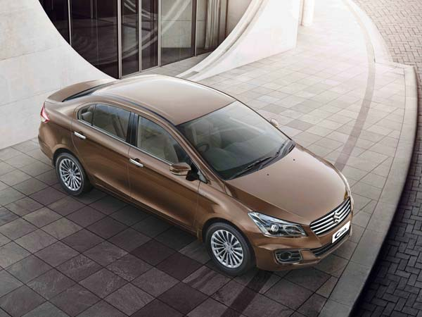 Gst Maruti Ciaz Price Post Gst In India Drivespark News