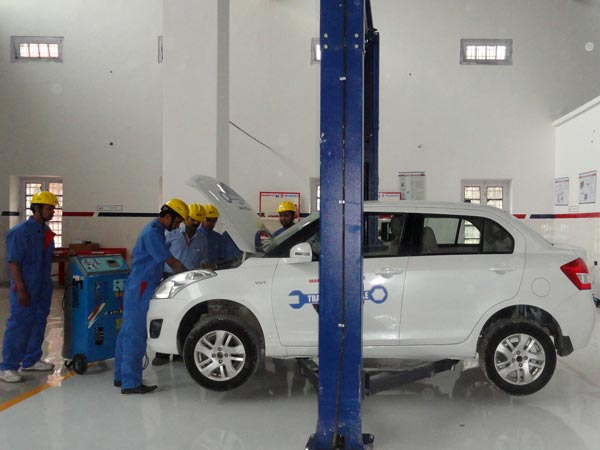 Maruti Suzuki Monsoon Check-Up Camps In India