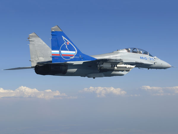 Russia Keen On Selling The MIG-35 - Will India Buy It? - DriveSpark