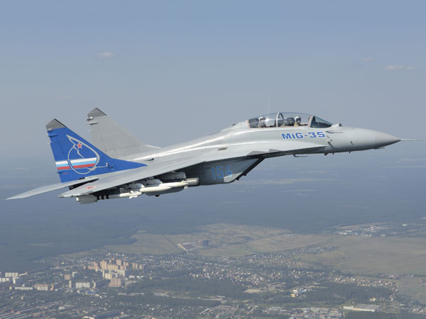 Russia Keen On Selling The MIG-35 - Will India Buy It?