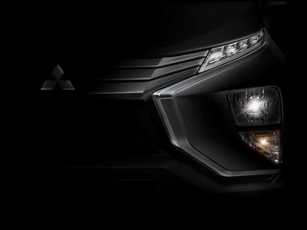 Mitsubishi Expander MPV Teased