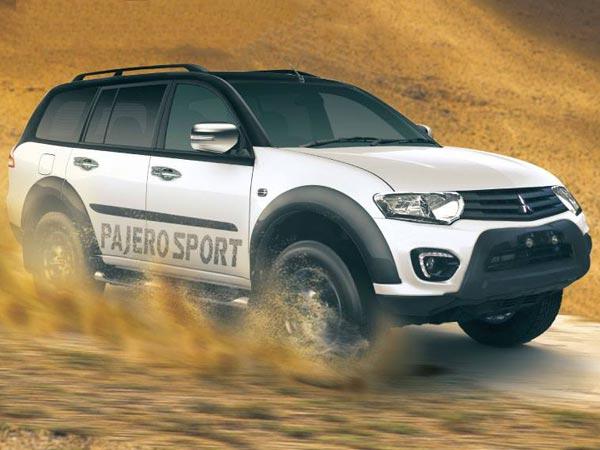 Mitsubishi All New Pajero Sport 2017 >> GST: Mitsubishi Pajero Sport Prices Post GST In India - DriveSpark News