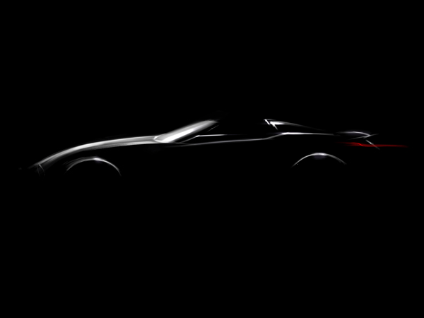 new bmw roadster concept teased