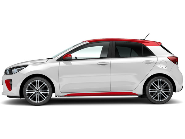 kia rio pulse edition